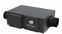 Компактная приточная установка VENTO RCV-500 + EH-3400