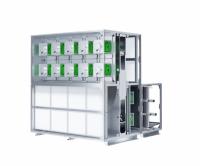 Компактные напольные агрегаты вентиляции и кондиционирования серии VENTUS COMPACT