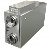 Компактные приточно-вытяжные установки с пластинчатым рекуператором (горизонтальное исполнение) ZPVP H