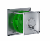 Компактные подвесные агрегаты вентиляции и кондиционирования серии VENTUS COMPACT